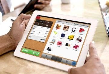 Caisse enregistreuse sur iPad pas cher