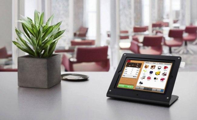 Caisse enregistreuse facile sur iPad